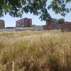 Cs Fuenlabrada centra sus peticiones en el distrito de La Avanzada en la piscina municipal, el deterioro urbano y el riesgo de incendios