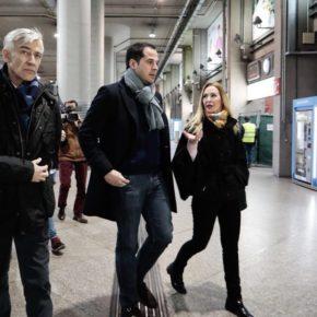 Ciudadanos (Cs) Fuenlabrada pide en el Pleno que RENFE devuelva el dinero del billete en retrasos superiores a los 15 minutos