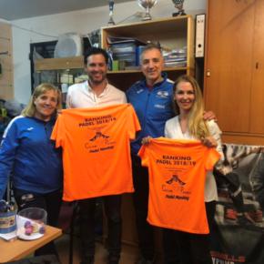 Ciudadanos (Cs) Fuenlabrada se reúne con el Club de Pádel y reclama mejores instalaciones y facilidades para la práctica de este deporte